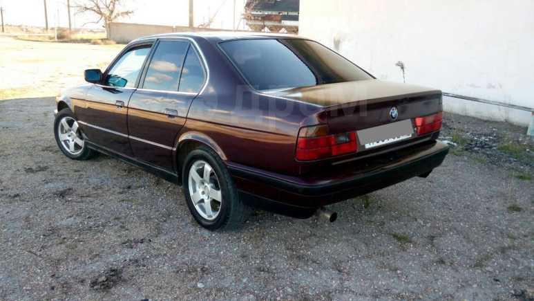 BMW 5-Series, 1990 год, 112 000 руб.