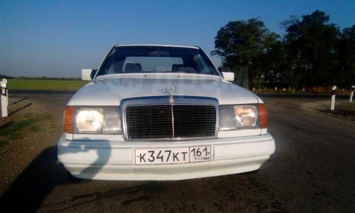 Mercedes-Benz E-Class, 1989 год, 105 000 руб.