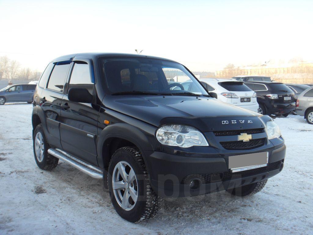 Продажа авто в красноярски нива шевроле бу