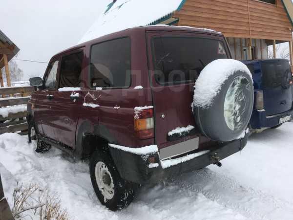 УАЗ Симбир, 2001 год, 200 000 руб.