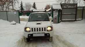 Suzuki Jimny, 2007 г., Иркутск