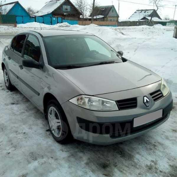 Renault Megane, 2004 год, 205 000 руб.