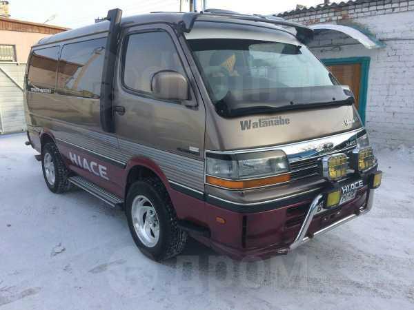 Toyota Hiace, 1991 год, 360 000 руб.