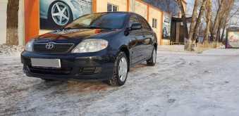 Красноярск Corolla 2004