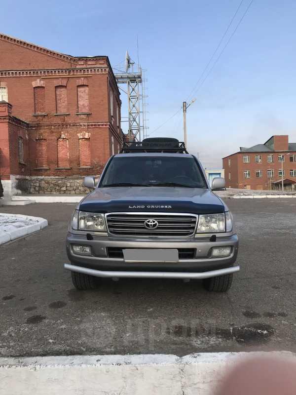 Toyota Land Cruiser, 2004 год, 1 450 000 руб.