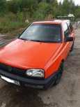 Volkswagen Golf, 1992 год, 89 000 руб.