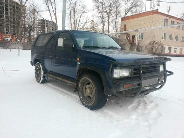 Nissan Terrano, 1991 год, 170 000 руб.