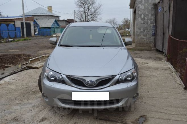 Subaru Impreza, 2007 год, 524 000 руб.