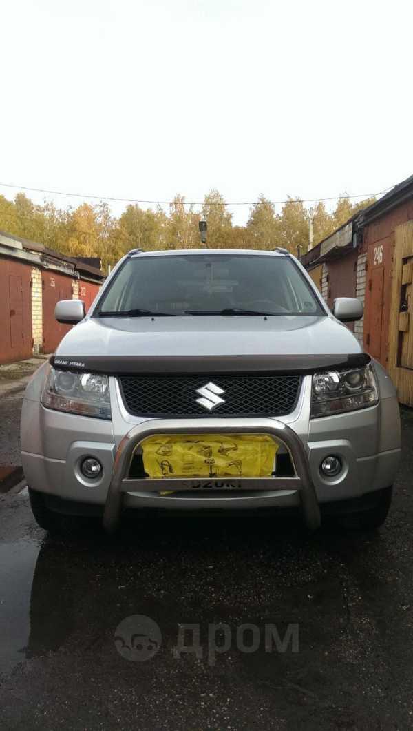 Suzuki Grand Vitara, 2008 год, 630 000 руб.