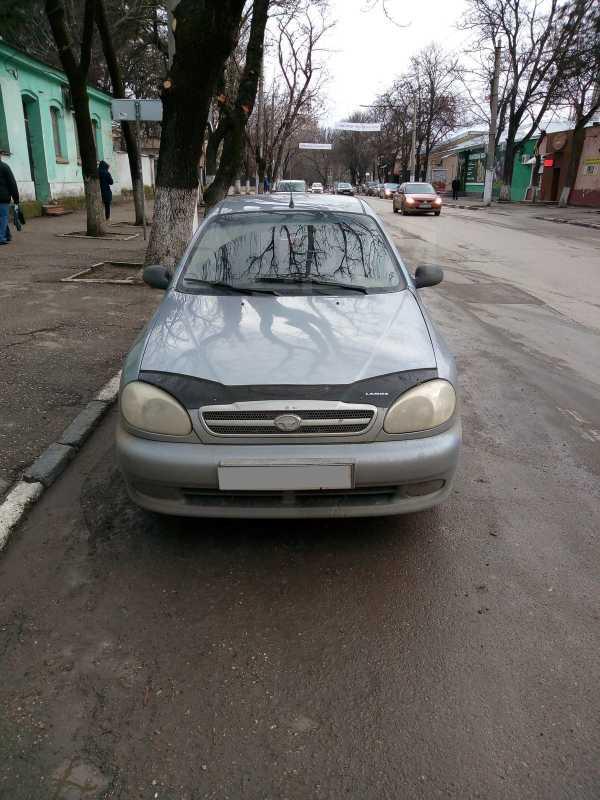 ЗАЗ Сенс, 2007 год, 105 000 руб.