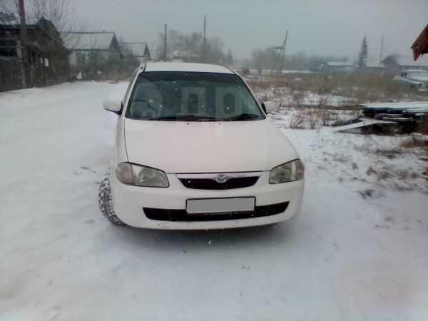 Mazda Familia, 1999 год, 175 000 руб.