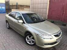 Симферополь Mazda6 2004