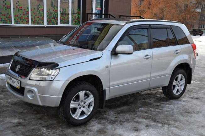 Suzuki Grand Vitara, 2006 год, 660 000 руб.