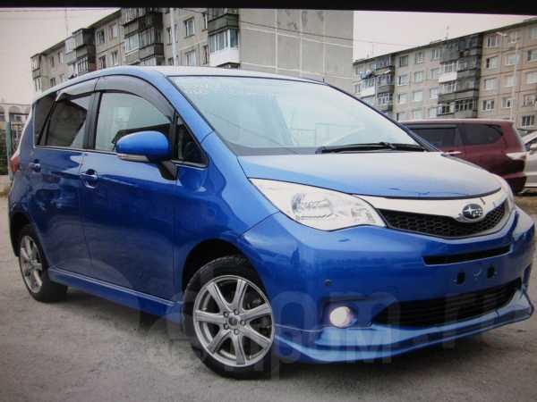 Subaru Trezia, 2011 год, 490 000 руб.