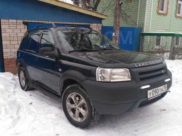 Land Rover Freelander, 2002 год, 335 000 руб.