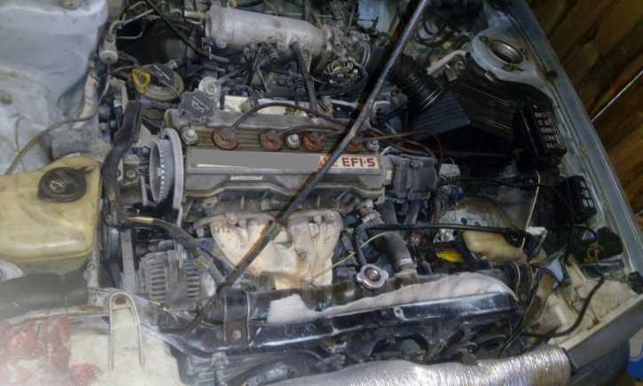 Toyota Sprinter Carib, 1990 год, 95 000 руб.