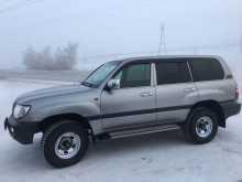 Якутск Land Cruiser 2004