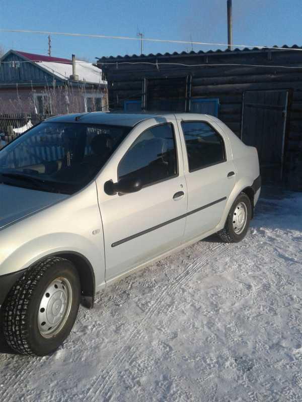 Renault Logan, 2007 год, 240 000 руб.