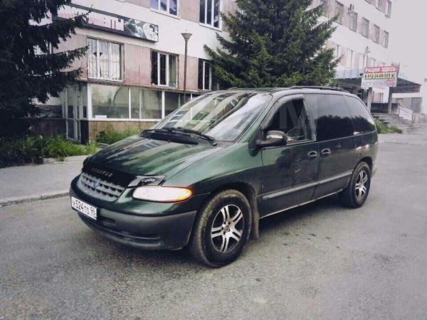 Plymouth Voyager, 1998 год, 190 000 руб.