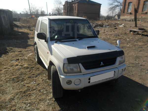 Mitsubishi Pajero Mini, 2001 год, 165 000 руб.