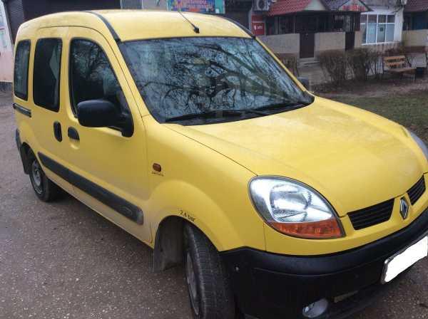 Renault Kangoo, 2004 год, 270 000 руб.