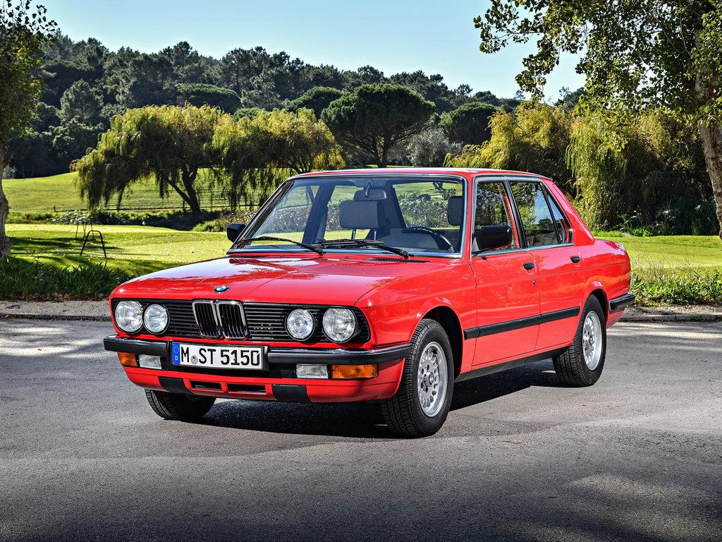 BMW 5 Series 1983 bmw 5 series BMW 5-Series 1981, 1982, 1983, 1984, 1985, седан, 2 поколение, E28 ...