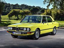 BMW 5-Series 1972, седан, 1 поколение, E12