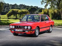 BMW 5-Series 1981, седан, 2 поколение, E28