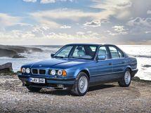 BMW 5-Series рестайлинг 1994, седан, 3 поколение, E34