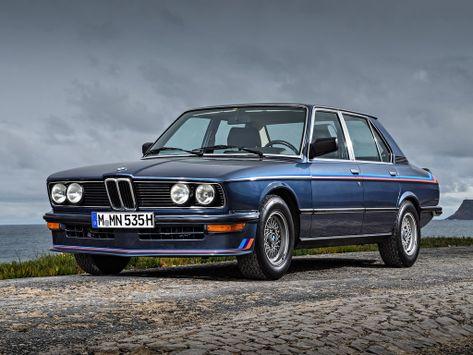 BMW 5-Series E12