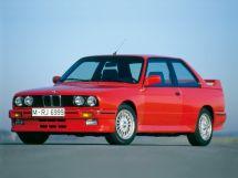 BMW M3 1986, купе, 1 поколение, E30