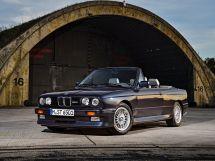 BMW M3 1988, открытый кузов, 1 поколение, E30