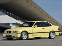 BMW M3 1992, купе, 2 поколение, E36