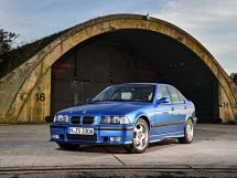 BMW M3 1994, седан, 2 поколение, E36