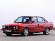 BMW M5 1985, седан, 1 поколение, E28