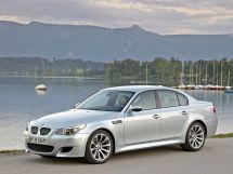 BMW M5 2005, седан, 4 поколение, E60