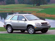 Lexus RX300 1998, джип/suv 5 дв., 1 поколение, XU10