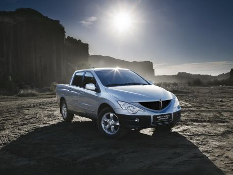 SsangYong Actyon Sports Q100