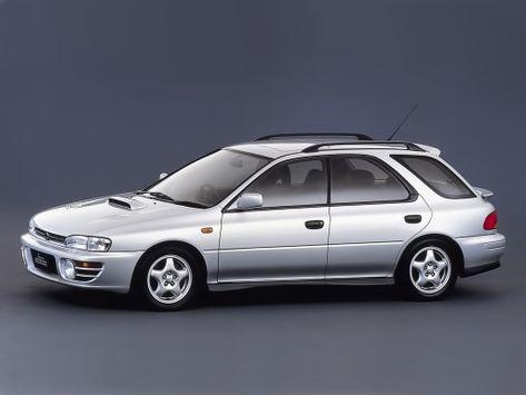 Subaru Impreza WRX (GF) 10.1993 - 08.1996