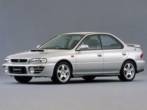 Subaru Impreza WRX (GC) 09.1996 - 07.2000