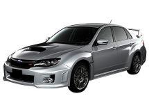 Subaru Impreza WRX STI рестайлинг 2010, седан, 3 поколение, GV