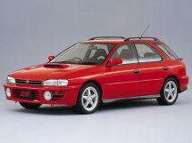 Subaru Impreza WRX STI 1994, универсал, 1 поколение, GF
