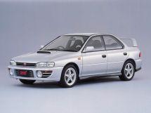 Subaru Impreza WRX STI 1994, седан, 1 поколение, GC