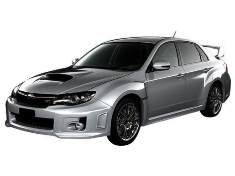 Subaru Impreza WRX STI GV