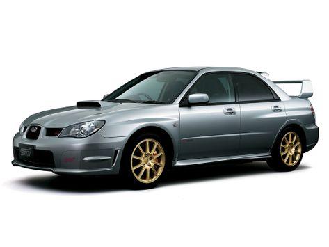 Subaru Impreza WRX STI (GD/G11) 06.2005 - 06.2007