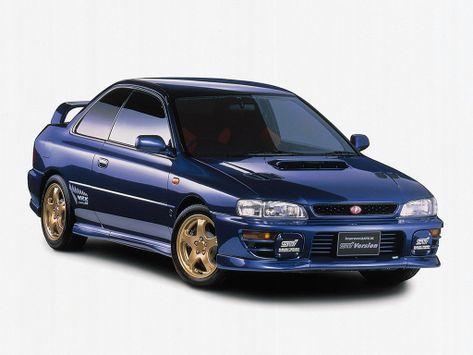 Subaru Impreza WRX STI (GM,GC/G10) 01.1997 - 09.2000