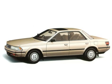 Toyota Carina ED (ST160) 08.1985 - 08.1989