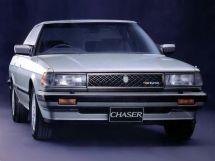 Toyota Chaser 1984, седан, 3 поколение, X70