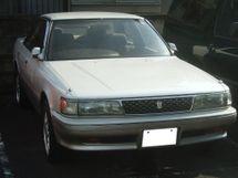 Toyota Chaser рестайлинг 1990, седан, 4 поколение, X80