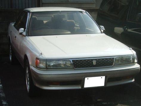 Toyota Chaser (X80) 07.1990 - 09.1992